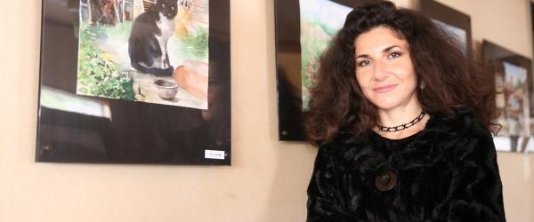 ブルガリアの画家、エレオノラ